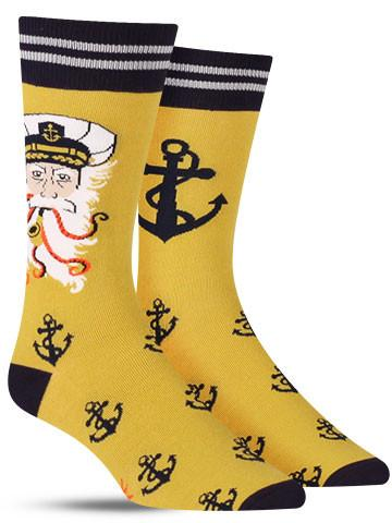 Men's Sea Captain Socks
