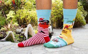 Dip Your Toes into Beach & Ocean Socks