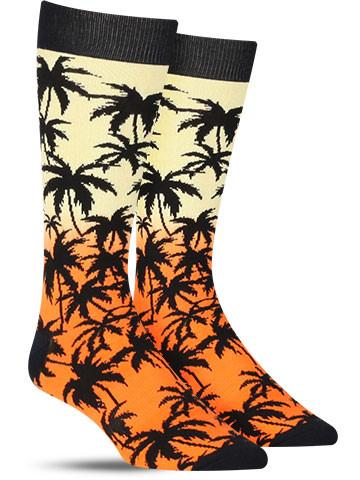 Men's Hawaiian Sunset Socks