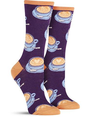 Well Latte Da Socks