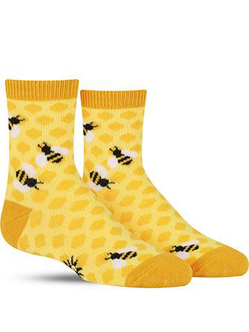 Kids' Bee's Knees Socks