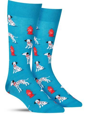 Dalmatian Socks