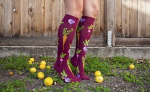 Make the Spring Transition in Knee Highs