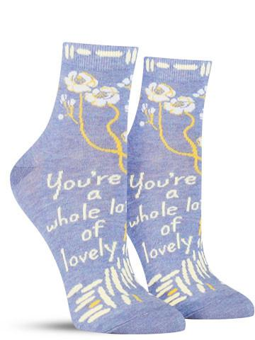 Whole Lot of Lovely Socks