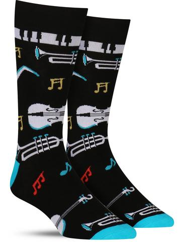 All That Jazz Socks