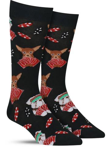 Ruff Bluff Socks