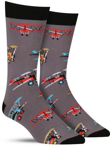 Sky Captain Socks