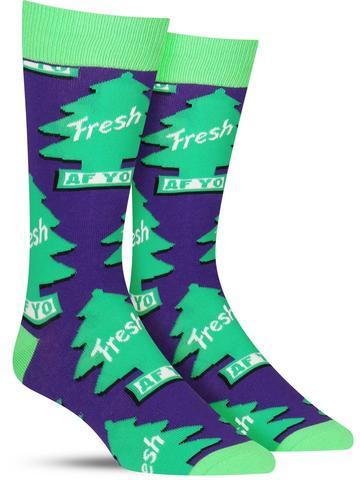 Freshen Up Socks