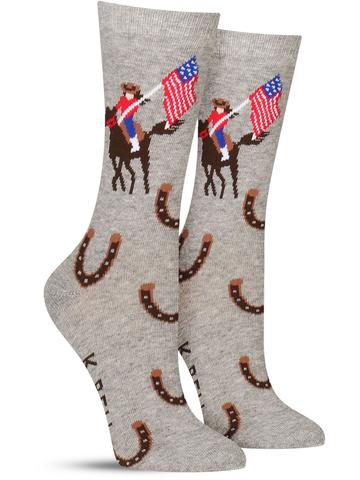 Women's American Rodeo Socks