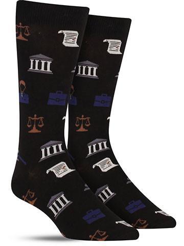 Lawyer Socks