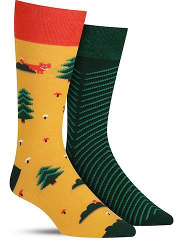 Scout Memory Socks