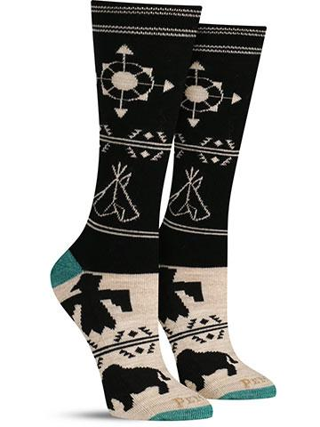 Women's Navigator Wool Socks