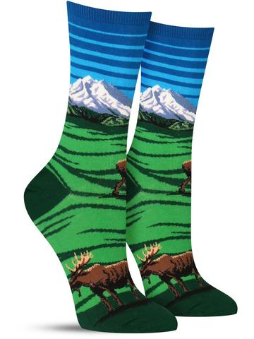 Moose Mountain Socks