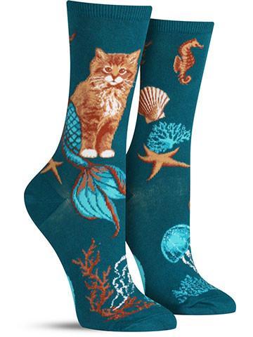 Purrmaids Socks