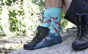 Enjoy Some Summer Fun in Outdoorsy Socks