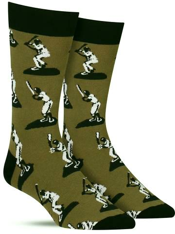 Batter Up Socks