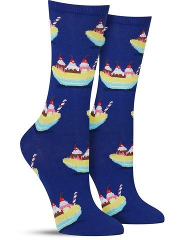 Banana Splits Socks