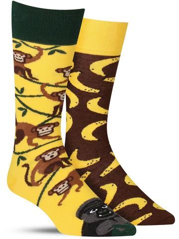 Monkey Business Socks