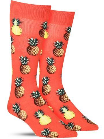 Pursuit of Pineapples Socks