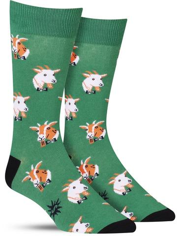 Dapper Goats Socks