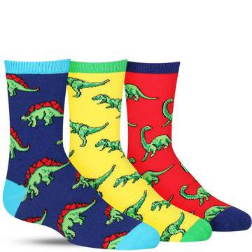 Dino-Mite! Socks (3-Pack)