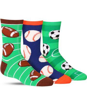 Good Sport Socks (3-Pack)