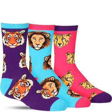 Wild Child Socks (3-Pack)