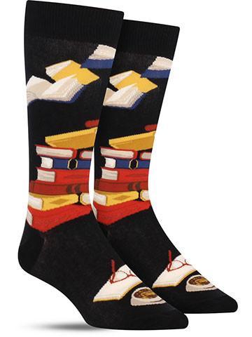 Bibliophile Socks