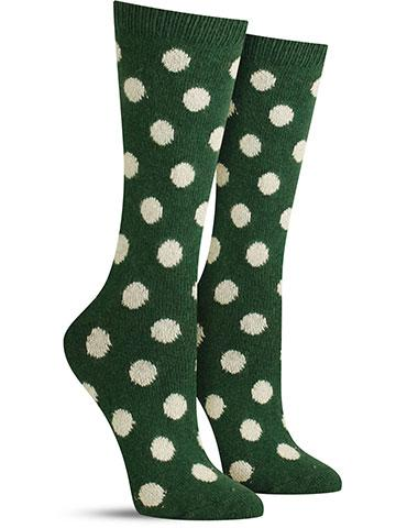 Beatrix Cashmere Socks