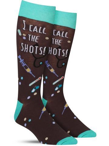 I Call the Shots Socks
