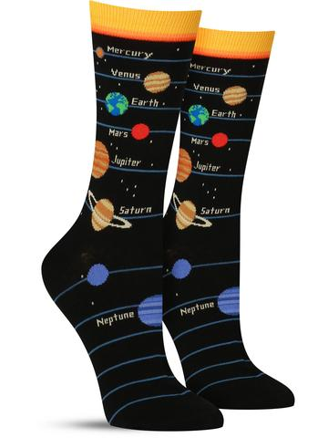 Planets Socks