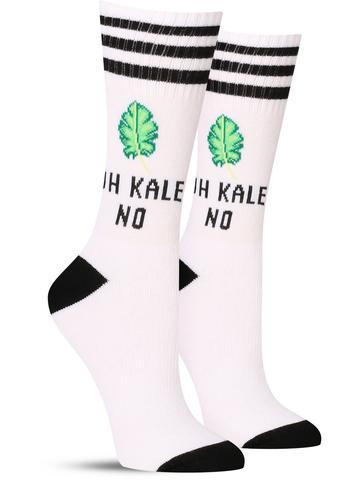 Oh Kale No Socks