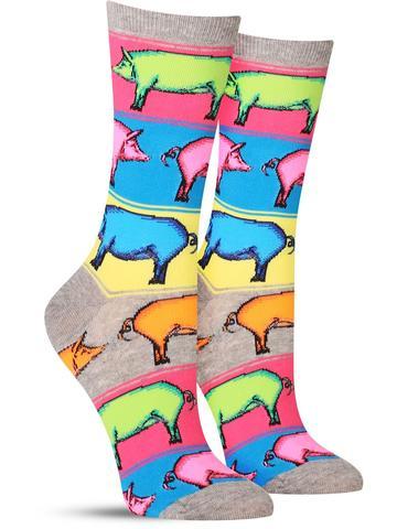 Pop Pigs Socks