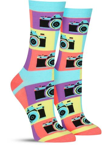 Say Cheese! Socks