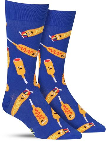You're So Corny Socks