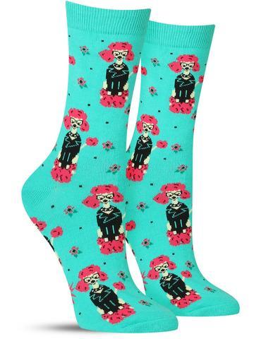 Punk Poodle Socks