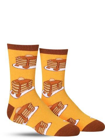 Lil' Eric's Breakfast Socks