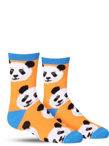Pandawesome Socks