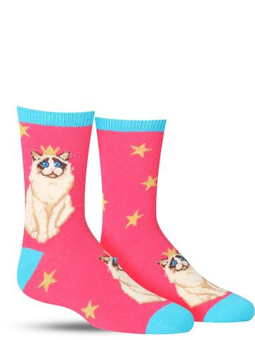 Practically Purrfect Socks
