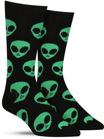 We Come in Peace Socks