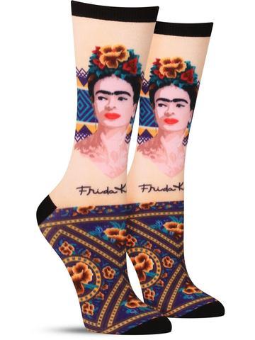 Classic Kahlo Socks
