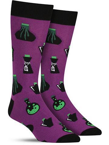 Drink Me Socks