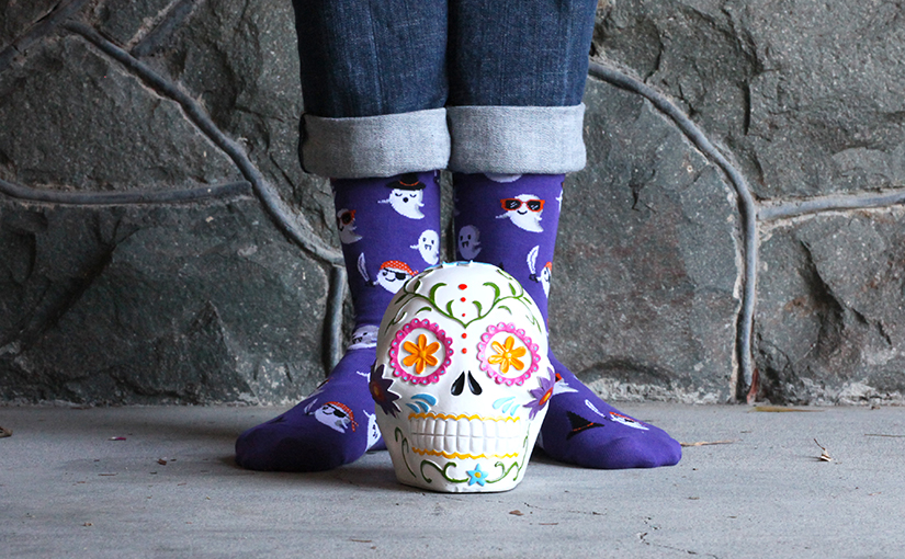 Spookify Your Feet with Halloween Socks