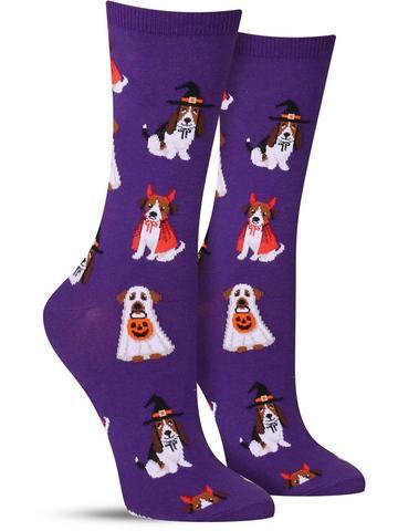 Costume Dogs Socks