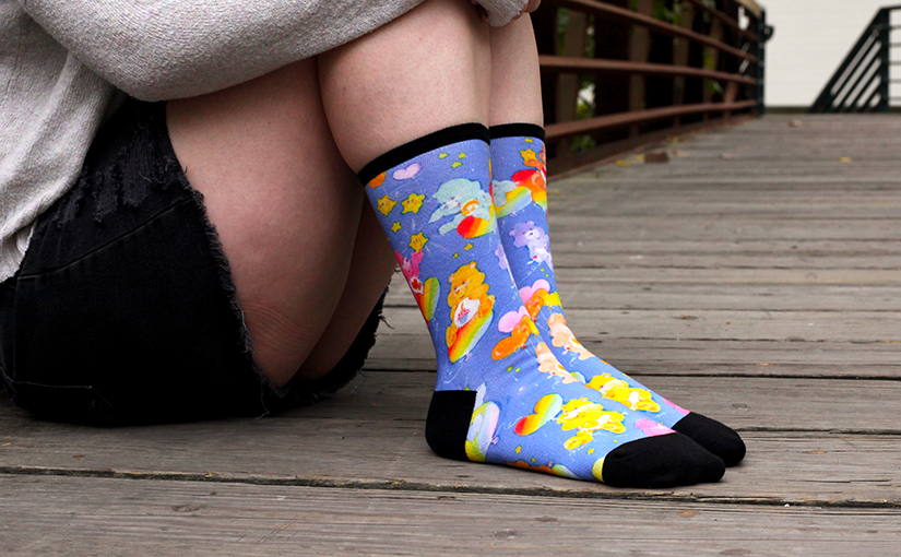 Pop into New Pop Culture Socks