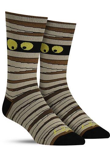 Mummy Eyeball Socks