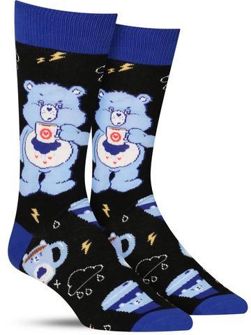 Care Bears More Coffee Less Grumpy Socks