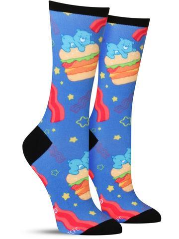 Care Bears Bedtime Snack Socks