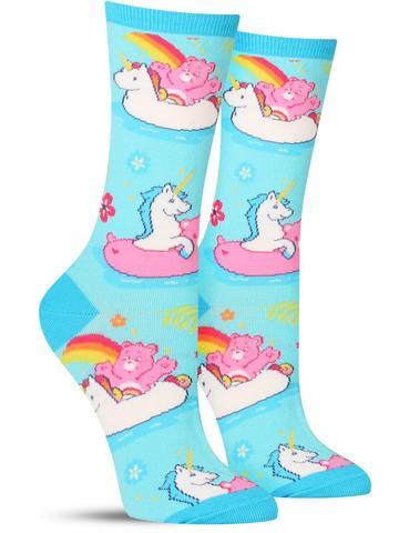 Care Bears Believe Socks