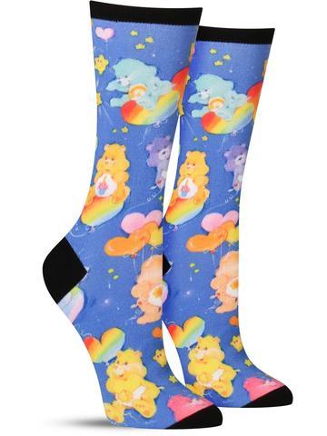 Classic Care Bear Socks